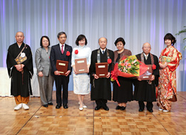 2015年度受賞者