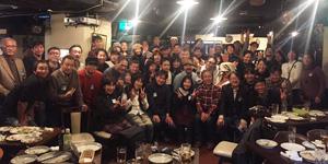 4年に一度の同窓会(2018.12.18 京都モダンタイムス)