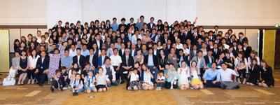 創部25周年記念パーティー(2015.5.23)