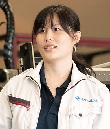 松尾 幾代さん